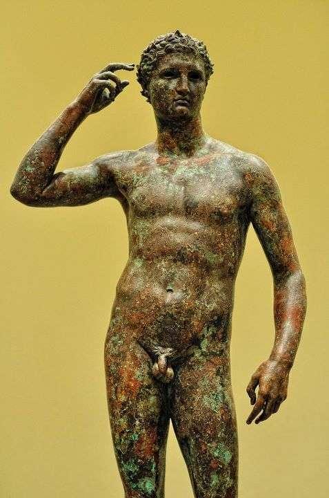 Ancient Greek sculpture - Tutt'Art@ (17).jpg